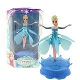 SKY88SHOP Flying Elsa Frozen Sensor Tangan Light and Music (Merchant) - Mainan Simulasi