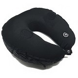SKY88SHOP MP3 Travel Pillow Massage - Black (Merchant) - Bantal Terapi