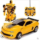SKY88SHOP Radio Remote Control Transformer Vehicle Car Deform Robot [TT661] (Merchant) - Car Remote Control