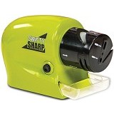 SKY88SHOP Swifty Sharp Cordless Motorized Knife Blade Sharpener (Merchant) - Pisau Dapur Serbaguna