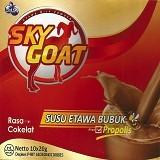 SKYGOAT Susu Kambing Etawa - Coklat - Susu Bubuk & Kemasan