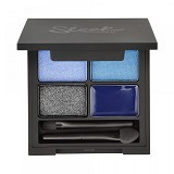 SLEEK i-Quad Eyeshadow & Eyeliner - Midnight Blues - Eye Shadow