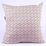SLEEP BUDDY Cushion - Houndstooth Rainbow - Bantal Dekorasi