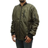 SLEEPWALKING Jaket Bomber Size M - Green (Merchant)