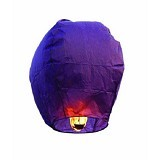 SLI Lampion Terbang - Purple - Lampu Gantung