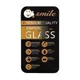 SMILE Tempered Glass Andromax Qi - Clear (Merchant) - Screen Protector Handphone