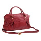 SOGNO ACCESSORIES Geannie Sling Bag - Red - Cross-Body Bag Wanita