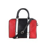 SOGNO ACCESSORIES Selena Bowling Bag - Red - Tas Tangan Wanita
