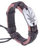 SOHO Gelang Kulit Motif Opium (Merchant) - Gelang / Bracelet