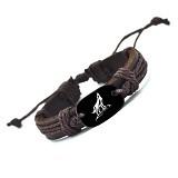 SOHO Gelang Kulit Motif SR06 (Merchant) - Gelang / Bracelet