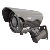 SOLID 2.0MP Outdoor Camera [SIPN701L] - Black (Merchant) - Cctv Camera