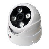 "SOLID Indoor Camera 1/3"" Sony [N3918POE] - White (Merchant) - Cctv Camera"