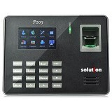SOLUTION Mesin Absensi [P205] - Mesin Absensi Digital Standalone