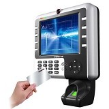 SOLUTION Mesin Absensi dan Akses Pintu Fingerprint [X5] (Merchant) - Mesin Absensi Digital Standalone