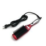 SONAR Catok Sisir Ceramic Hair 2 in 1 [SN 906] - Red (Merchant) - Alat Penata Rambut / Styler