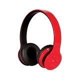 SONICGEAR Bluetooth Headphone Airphone V  - Red - Headset Bluetooth