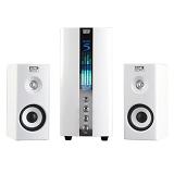SONICGEAR EVO 5 Pro - White - Speaker Computer Performance 2.1