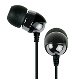SONICGEAR Earpump Neo - Black - Earphone Ear Monitor / IEM