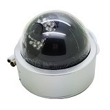 SONY Analog Kamera CCTV Dome [J773] - Silver (Merchant) - Cctv Camera