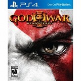 SONY COMPUTER ENTERTAINMENT God Of War III Remastered PlayStation 4 (Merchant) - Cd / Dvd Game Console