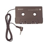 SONY Cassette Adapter [CPA-9] (Merchant) - Audio Video Mobil
