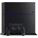 SONY Computer Entertainment Playstation 4 PS4 CUH-1206A 500GB - Black (Merchant) - Game Console