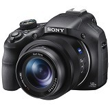 SONY Cyber Shot [DSC-HX400V] - Black - Camera Pocket / Point and Shot