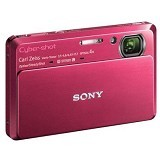 SONY CyberShot DSC-TX7 - Red - Camera Pocket / Point and Shot