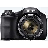 SONY Cybershot DSC-H300 - Black (Merchant) - Camera Prosumer