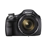 SONY Cybershot DSC-H400 - Black - Camera Prosumer