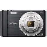 SONY Cybershot [DSC-W810] - Black - Camera Pocket / Point and Shot