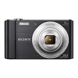 SONY Cybershot DSC-W810/BC - Black - Camera Pocket / Point and Shot