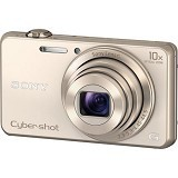 SONY Cybershot DSC-WX220/BC - Gold - Camera Pocket / Point and Shot