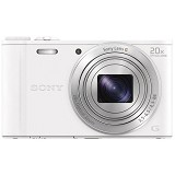 SONY Cybershot DSC-WX350/WC - White - Camera Pocket / Point and Shot