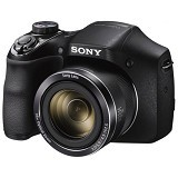 SONY Cybershot [H300] - Black - Camera Prosumer