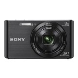 SONY Cybershot DSC-W830/BC - Black - Camera Pocket / Point and Shot