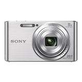 SONY Cybershot DSC-W830/SC - Silver - Camera Pocket / Point and Shot