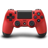 SONY DUALSHOCK 4 Wireless Controller - Magma red - Video Game Accessory