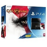 SONY Playstation 4 God of War - Black