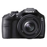 SONY Digital Camera E-mount Alpha a3500 - Black (Merchant) - Camera Prosumer