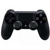 SONY Dual Shock 4 Wireless Controller - Black (Merchant) - Video Game Accessory