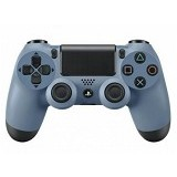 SONY Dual Shock 4 Wireless Controller - Gray Blue (Merchant) - Video Game Accessory