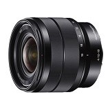 SONY E 10-18mm F/4 OOS [SEL1018] - Black - Camera Mirrorless Lens