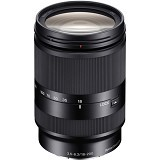 SONY E 18-200mm F3.5-6.3 OSS LE [SEL18200LE] - Black - Camera Mirrorless Lens