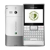 SONY ERICSSON M1 Aspen - White Silver - Handphone GSM