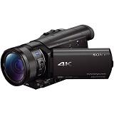 SONY FDR-AX100 - Camcorder / Handycam Flash Memory