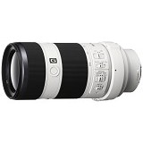 SONY FE 70-200mm f/4.0 G OSS Lens [SEL70200G] - Camera Mirrorless Lens