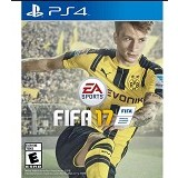 SONY FIFA 17 Standard Edition PS4 (Merchant) - Cd / Dvd Game Console