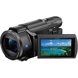 SONY Handycam 4K FDR-AXP55 - Black - Camcorder / Handycam Flash Memory