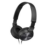 SONY Headphone [MDR-ZX310AP] - Black